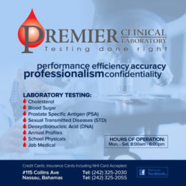 Premier Clinical Laboratory